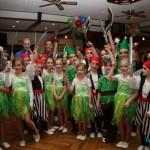 Peter Pan Tanz der Recker Mini Funken