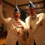 Prässident Matthias Stegemann und Thomas Donnermeier