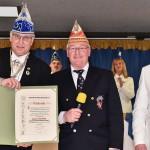 Auszeichnung unseres Ehrenpräsidenten Felix Büscher