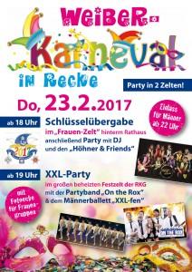 RKG Weiberkarneval 2017