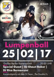 Lumpenball 2017