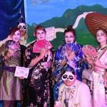 Platz 5 - Geischa