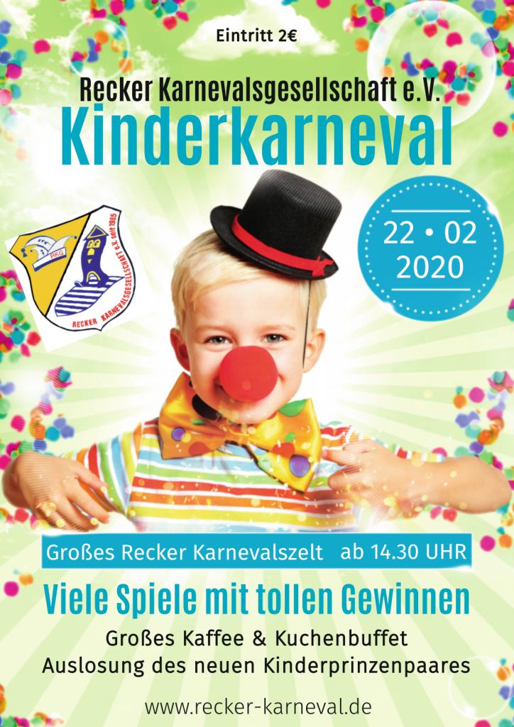 Kinderkarneval 2020