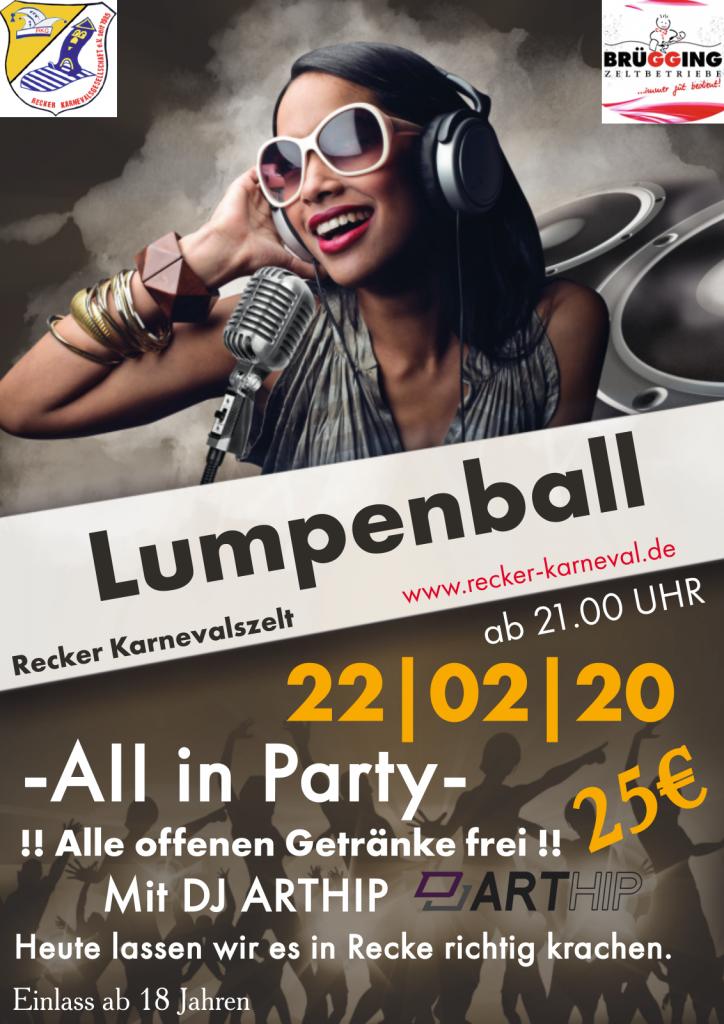 Lumpenball 2020